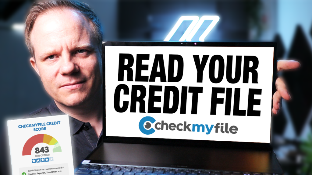 How to read your credit file